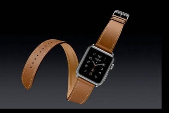 Apple, iWatch, Hermes