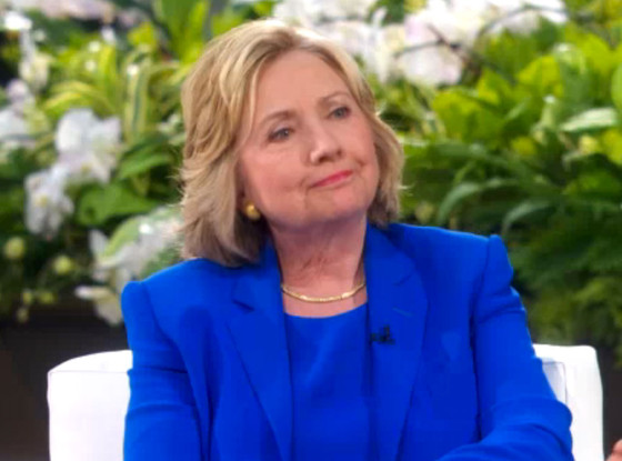 Hillary Clinton, Ellen Degeneres Show