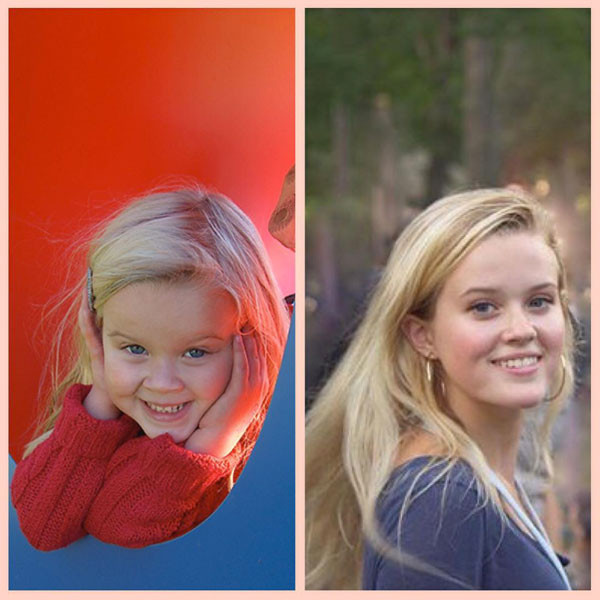Mini-Me Alert! Reese Witherspoon's Daughter Ava Phillippe