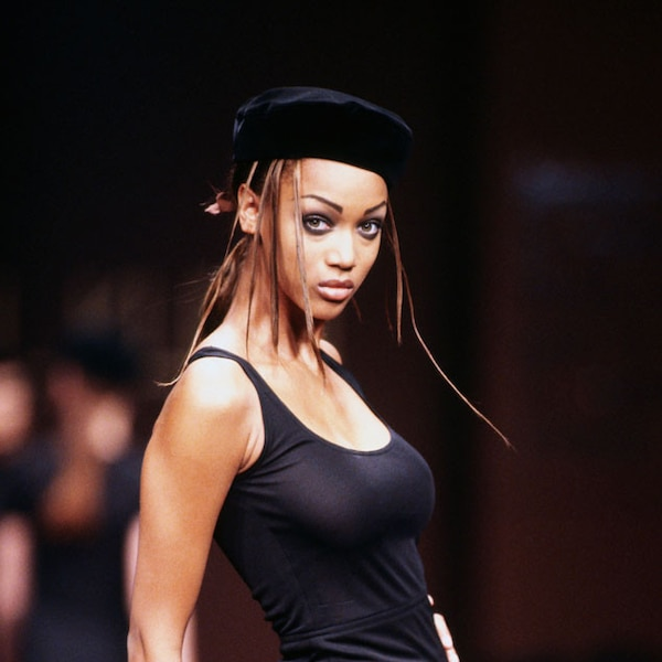 Tyra Banks On The Runway: Tyra Banks From Supermodels' First Runway Shows