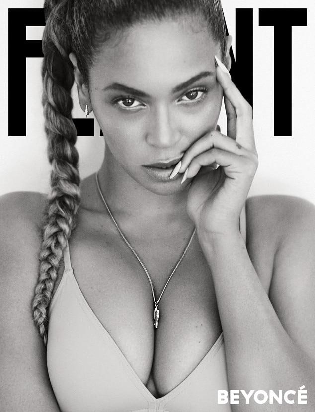 Beyonce, Flaunt, CALIFUK