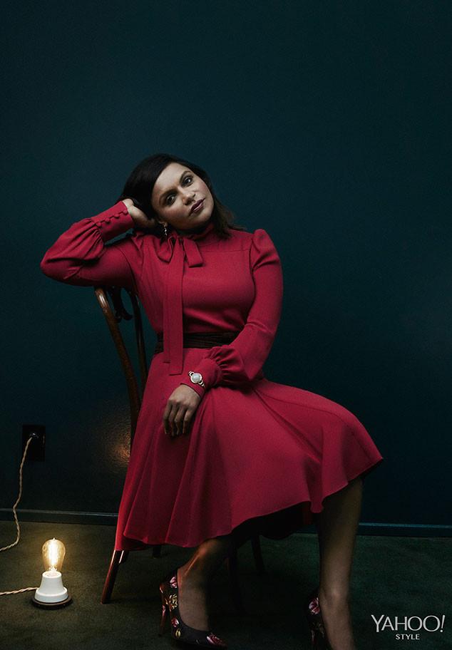 Mindy Kaling, Yahoo Style