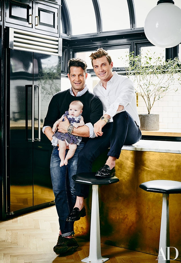 Nate Berkus, Family, Architectural Digest