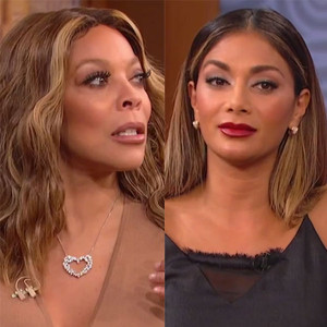 Wendy Williams, Nicole Scherzinger