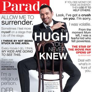 Hugh Jackman, Parade