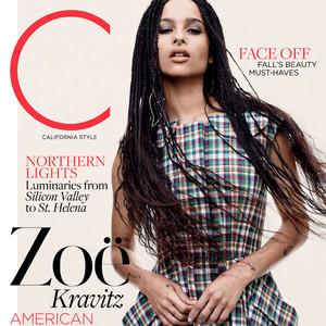 Zoe Kravitz, C Magazine