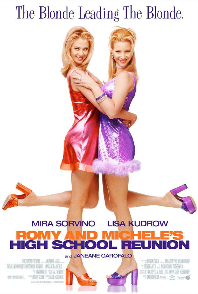 Romy & Michele Poster