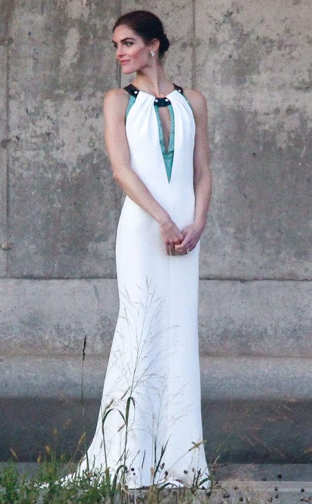 Hilary Rhoda Talks Magical Wedding and Her Perfect Dress ...