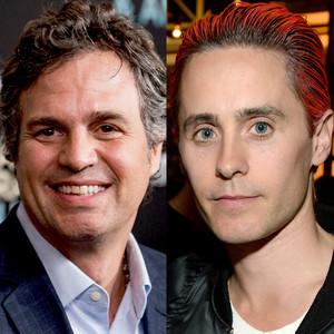 Mark Ruffalo, Jared Leto