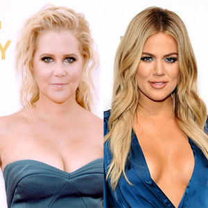 Khlo&eacute; Kardashian Says She's on a ''Healthy Journey'' After Amy Schumer Mocks Her Weight Loss in <i>SNL</i> Monologue