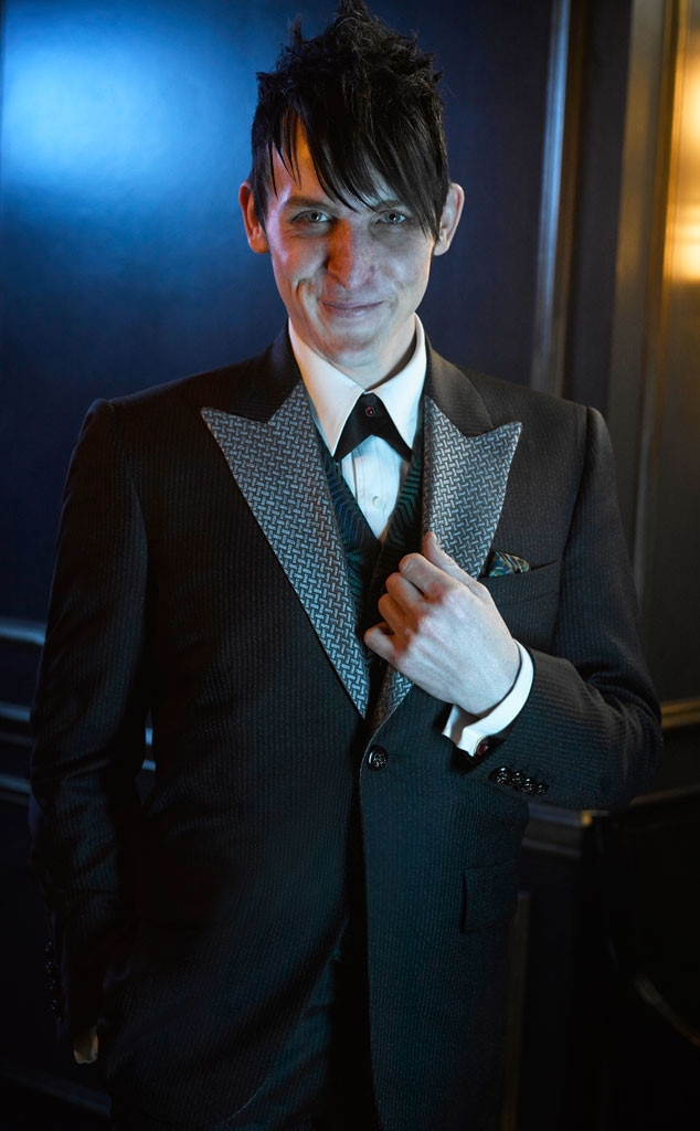 Robin Lord Taylor, Oswald Cobblepot, Gotham