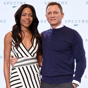 Naomie Harris, Daniel Craig
