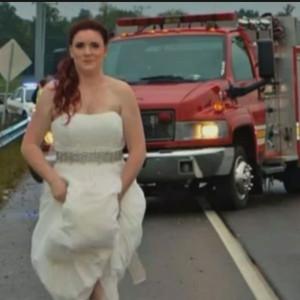 Paramedic Bride, Sarah Ray