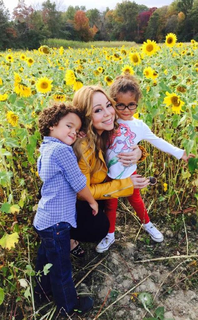 Mariah Carey Kids Mariah Carey's Kids Ar...