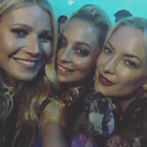 Gwyneth Paltrow, Kate Hudson, Nicole Richie