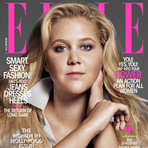Amy Schumer, ELLE Women in Hollywood