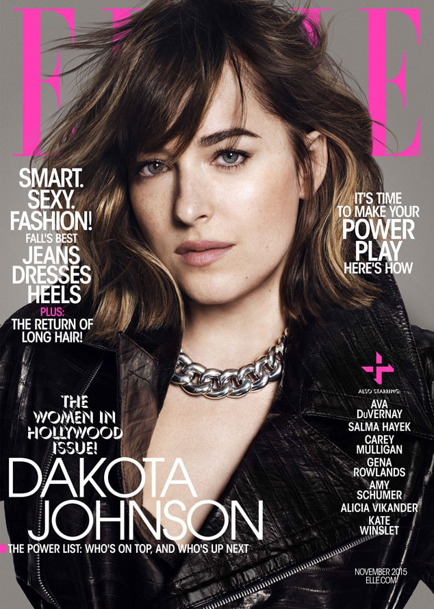 Dakota johnson 39 s surprising past revealed find out what for Where to buy elle magazine