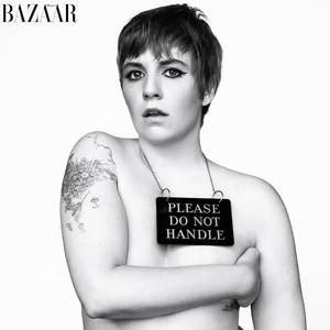 Lena Dunham, Harper's Bazaar