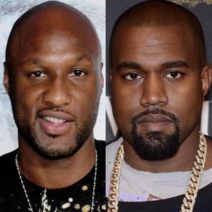 Kanye West, Lamar Odom