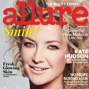 Kate Hudson, Allure