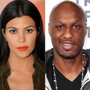 Lamar Odom, Kourtney Kardashian