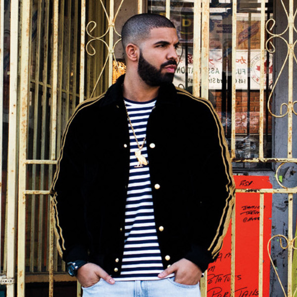Drake, W Art, W Magazine