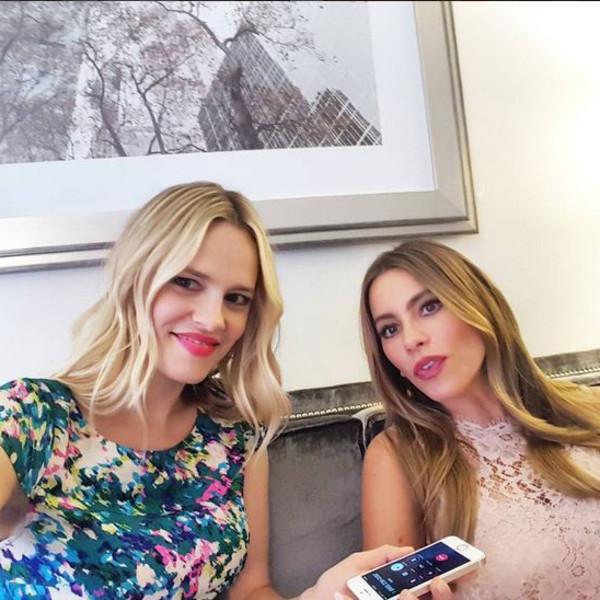 Sofía Vergara's Makeup Artist Hints at the Star's Bridal ...  Sofía Vergara&...