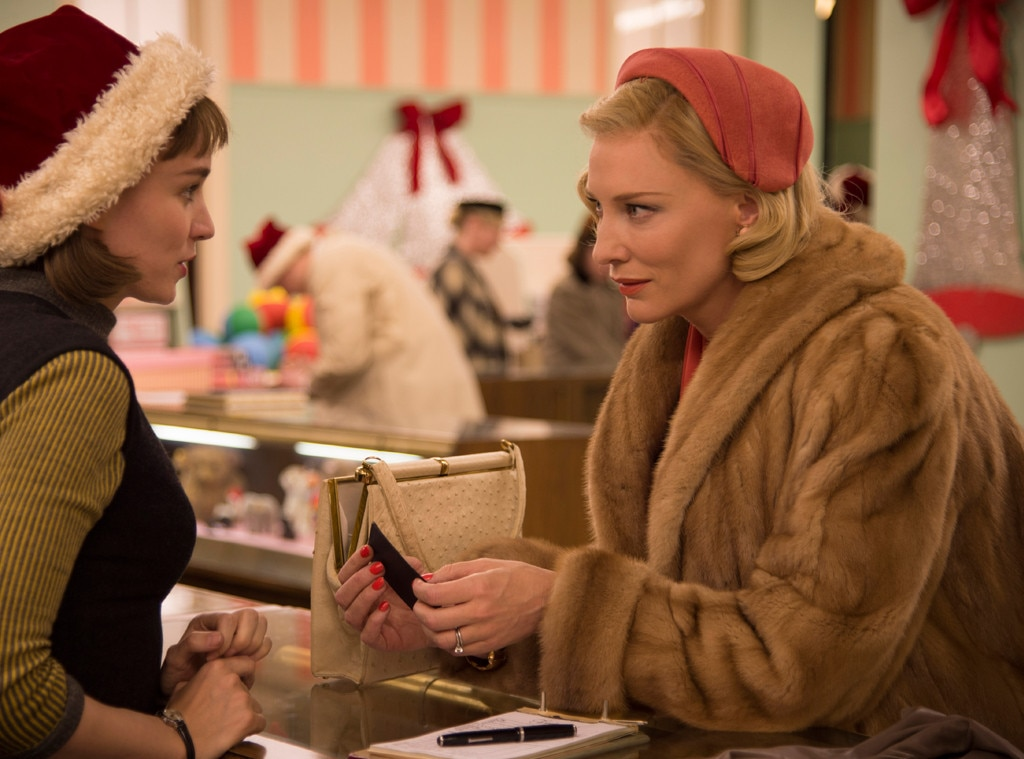 holiday movie preview,  carol #2