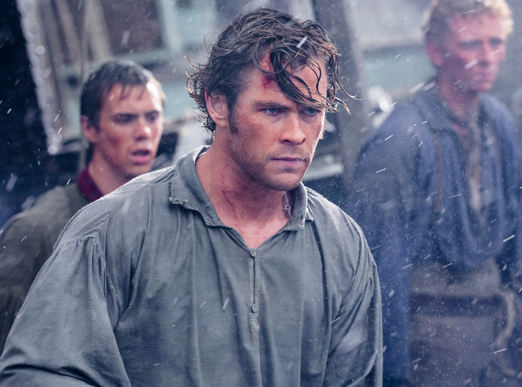 holiday movie preview,  in the heart of the sea