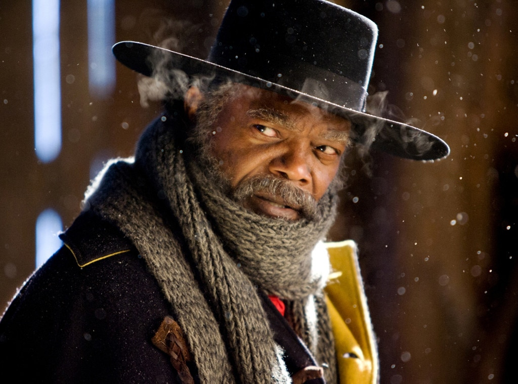 holiday movie preview,  the hateful eight (#2)