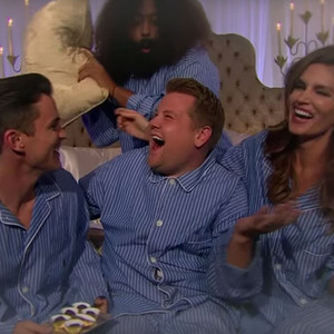 James Corden, Cindy Crawford, Matt Bomer