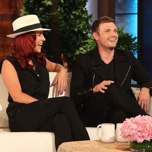Nick Carter, Ellen DeGeneres