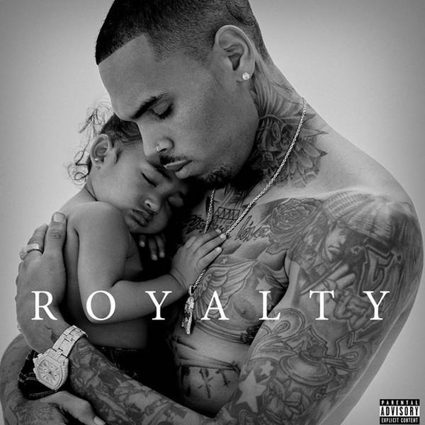 Chris Brown, Royalty Album Cover