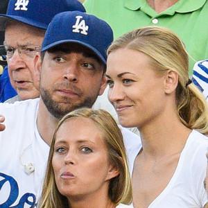 Zachary Levi, Yvonne Strahovski, Dodgers