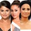 Ariana Grande, Selena Gomez, Demi Lovato