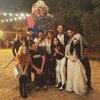 Jessica Alba, Chrissy Teigen, John Legend, Halloween 2015