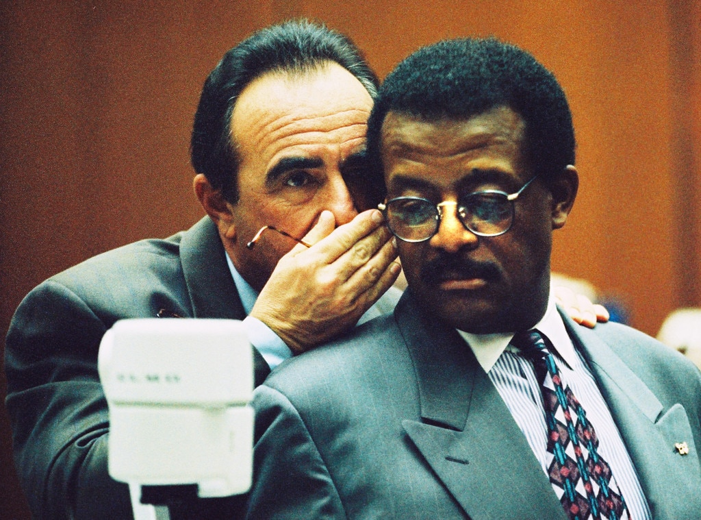 O.J. Simpson Trial,  Johnnie Cochran, Robert Shapiro