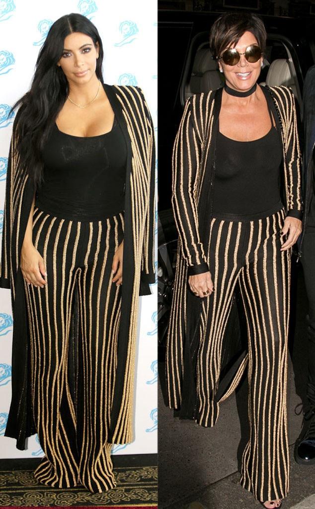 Balmain Blur From Kris Jenner 39 S Copycat Style E News