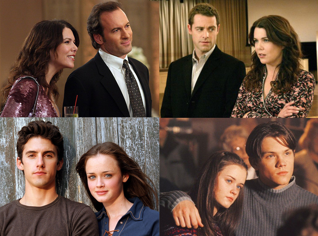 Gilmore Girls Couples