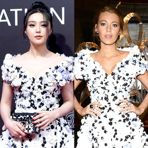 Blake Lively, Fan Bingbing