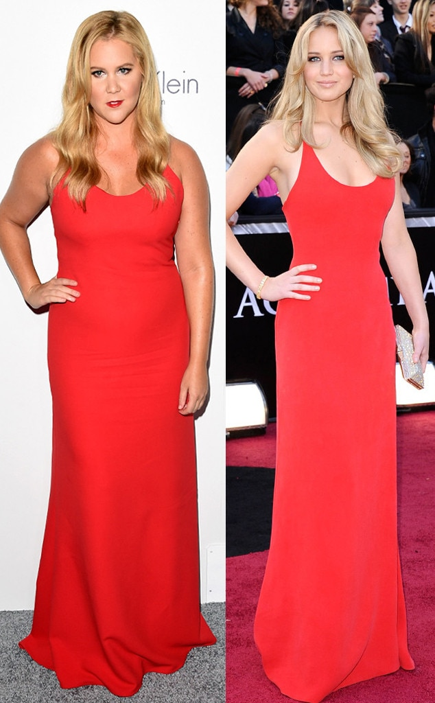 Jennifer Lawrence, Amy Schumer