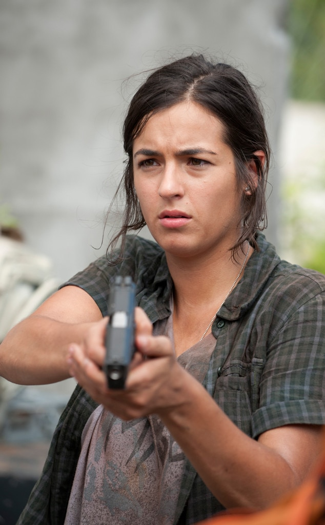 Tara (Season 4) from The Walking Dead Then & Now: See How ...