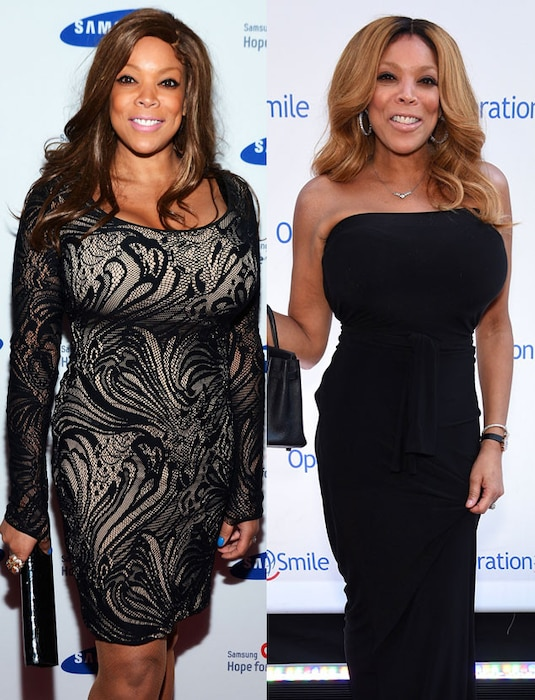 Wendy Williams, Weight Loss