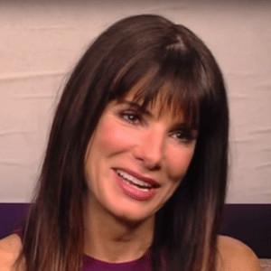 Sandra Bullock Jokes That Her Son Louis, 5, Picked Out Her Slutty ...  Sandra Bullock