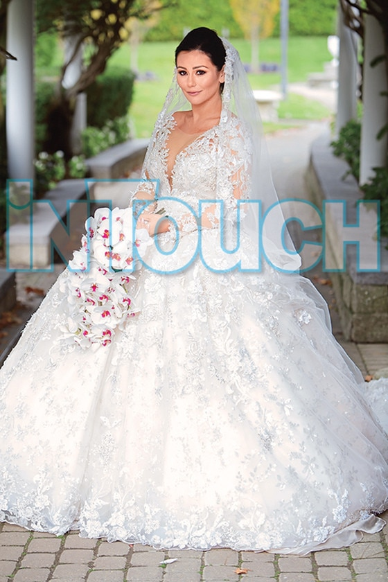 JWoww, Wedding Dress