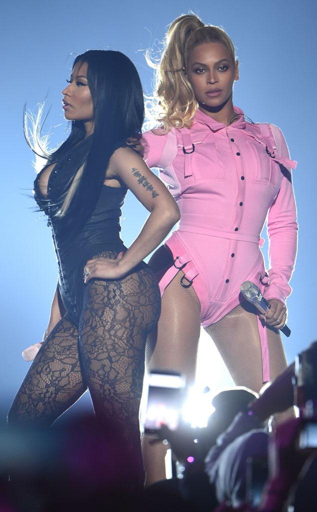 Nicki Minaj, Beyonce