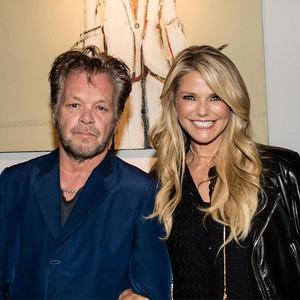 John Mellencamp, Christie Brinkley