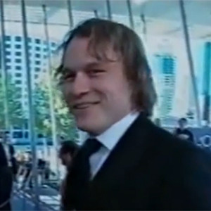 Heath Ledger, Magda Szubanski, 2006 Australian Film Awards