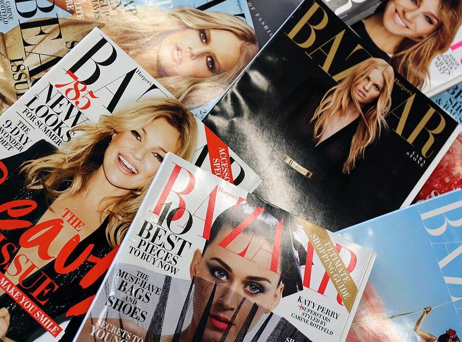 Trendsetters at Work, Bazaar Magazine