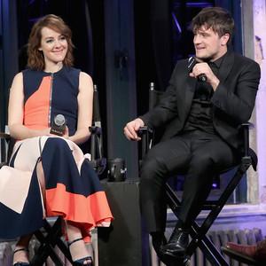 Jena Malone, Josh Hutcherson